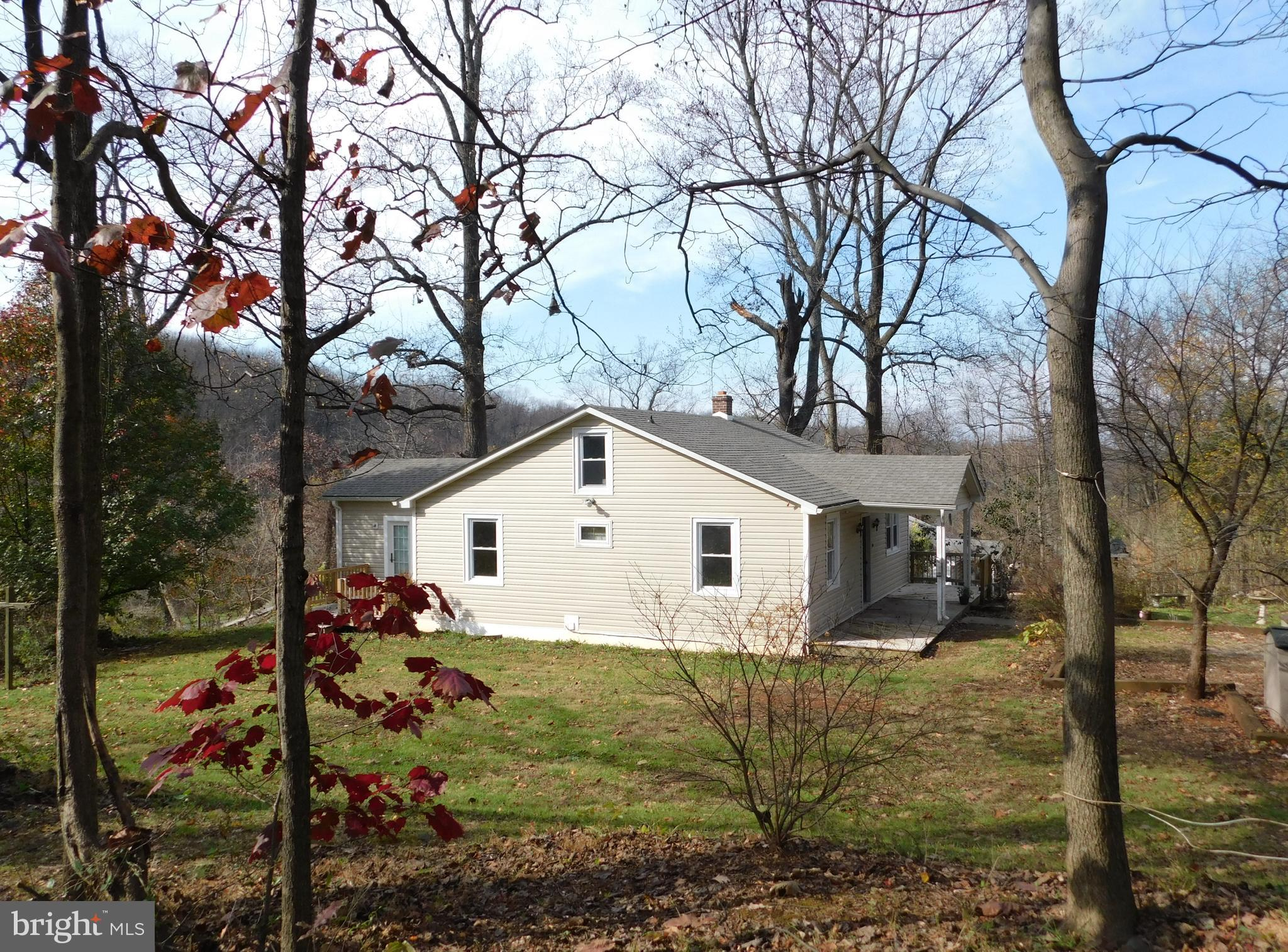 A wonderful cottage in Paris VA! Over the years the owners have completely renovated this home. The