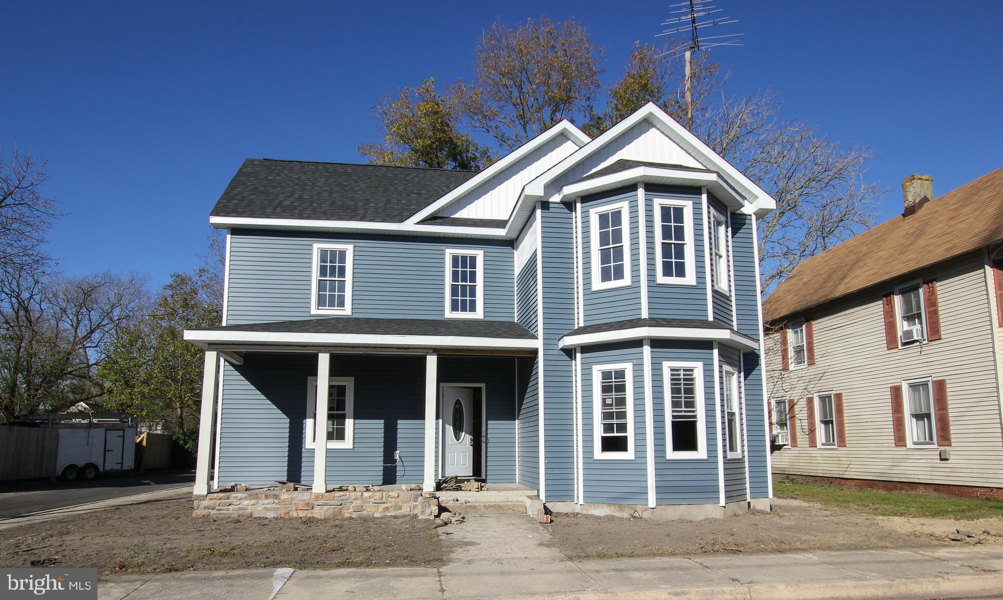 Come & Tour this spacious home located on a corner lot in the Town of Delmar. Currently being remode
