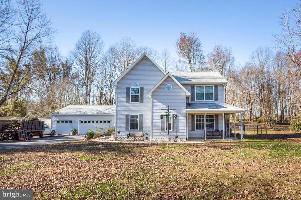 Gorgeous, completely remodeled colonial in Huntingtown. This home is ready for you to simply move-in