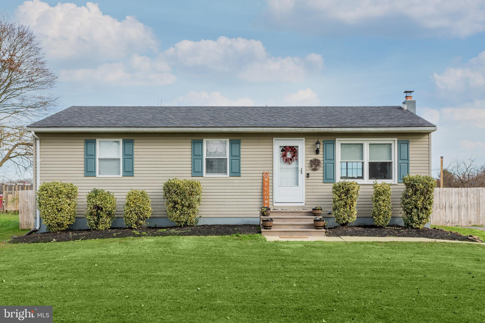 Welcome home to your little oasis! This charming rancher has been upgraded throughout for the right