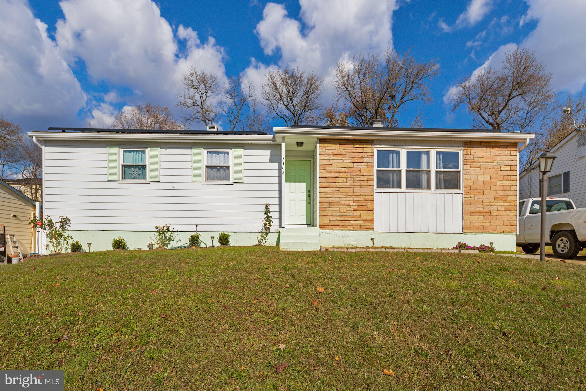 Fantastic New Price * Welcome to 3342 Old Line Ave! This home features 4 spacious Bedrooms on main l