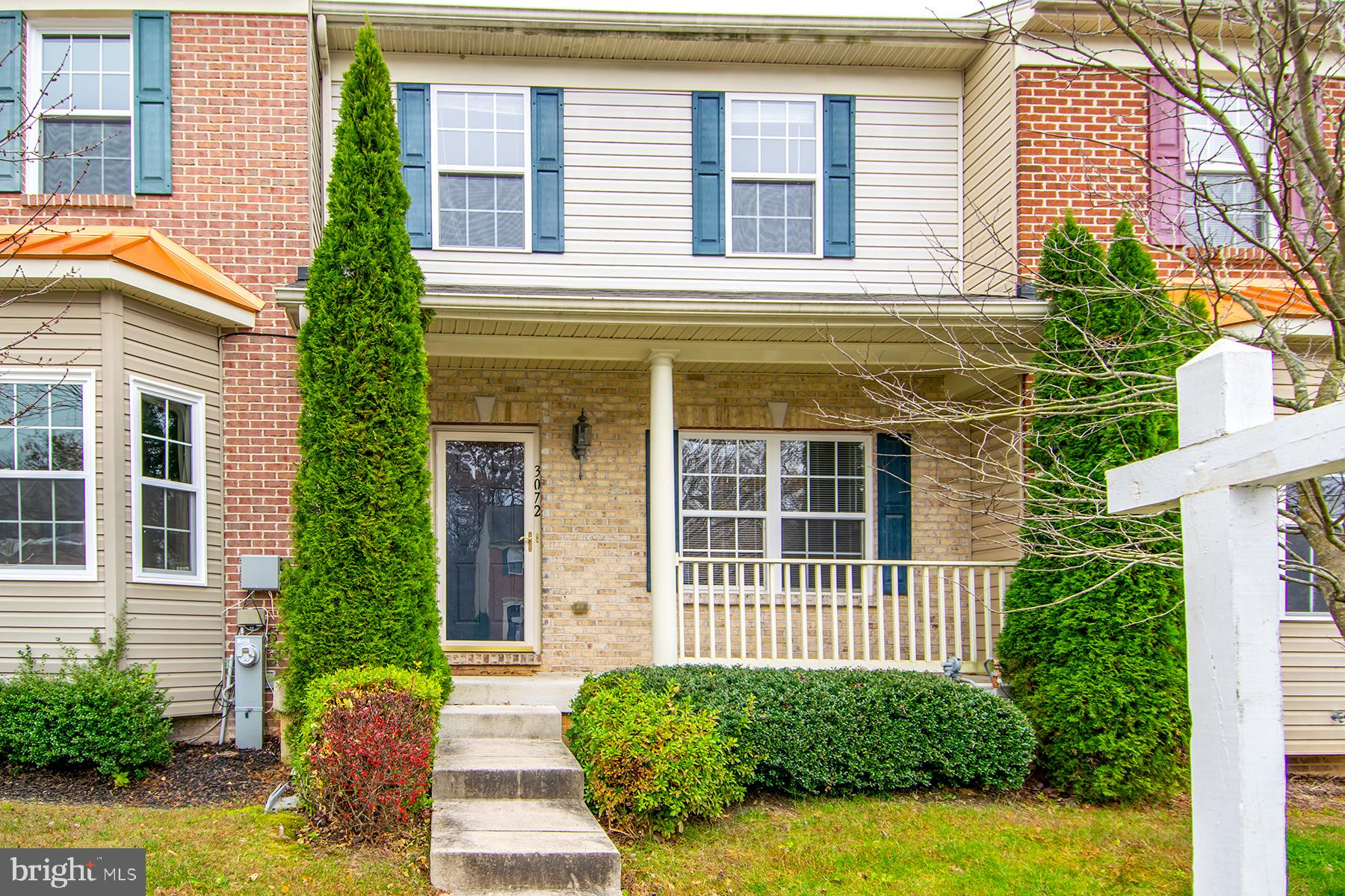 Spacious townhouse in Autumn Run featuring 3 bedrooms and 3.5 bathrooms.  This home offers the extra
