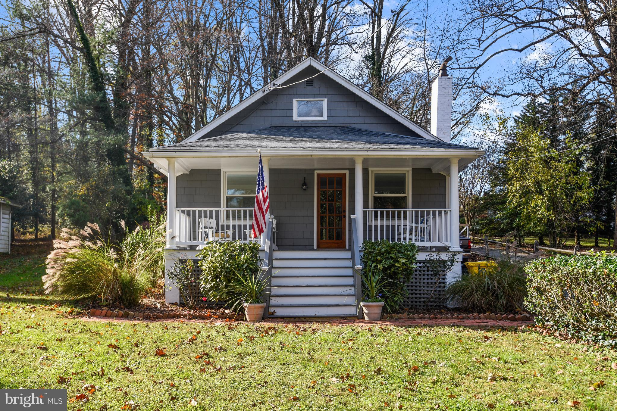 Charming Cape Cod home north of Weems Creek in West Annapolis.****Restored with a new kitchen, laund