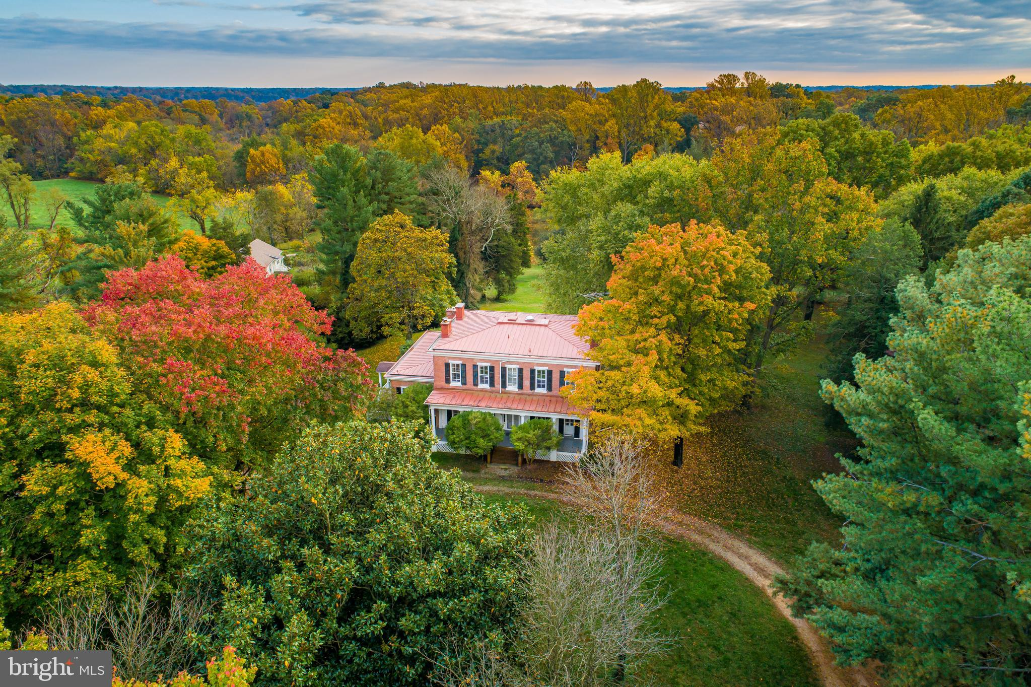"""""""Woodlawn""""  Classic Cecil County Farm in Grove Neck- Prime soils, Excellent hunting & fishing,  Eque"""