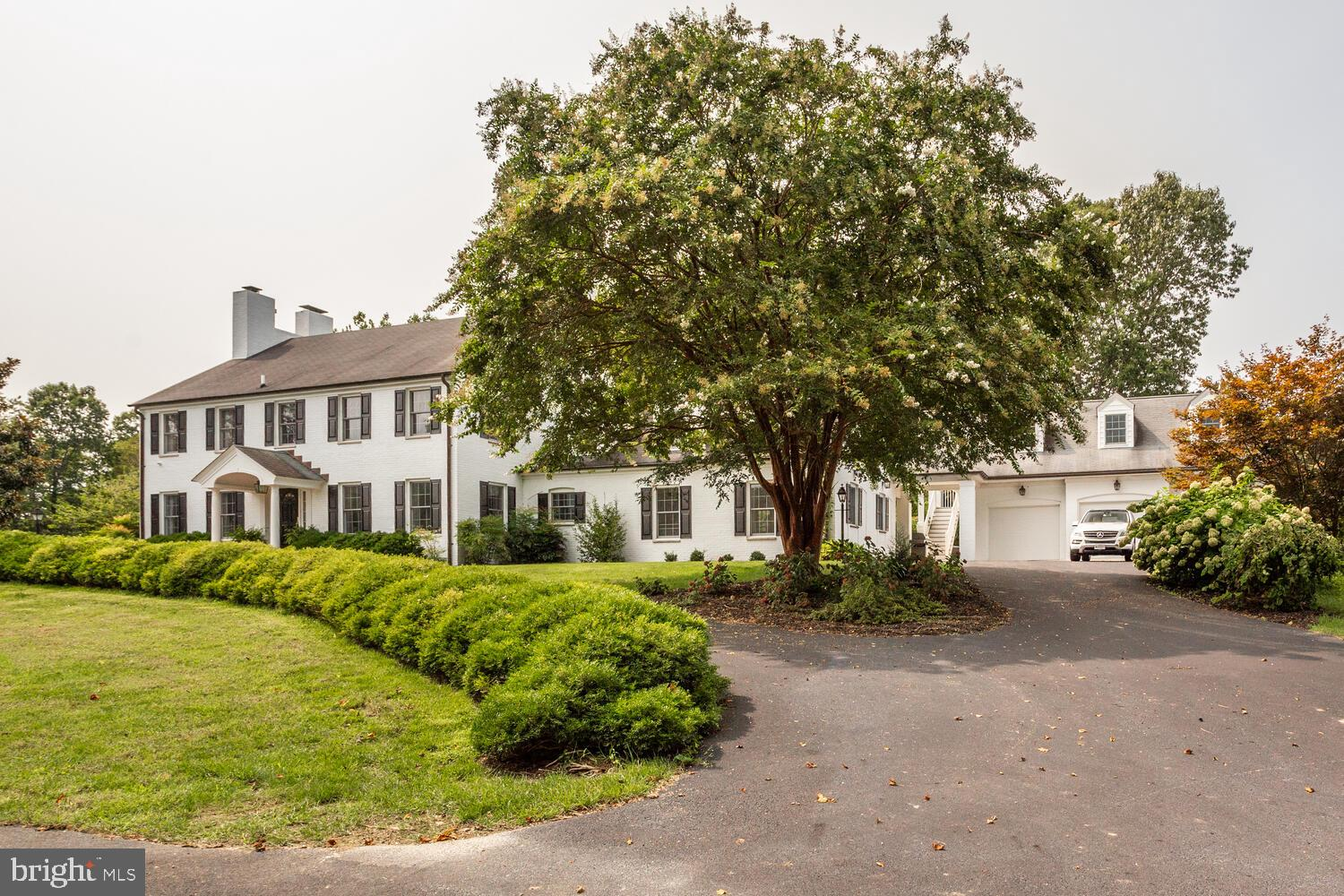 A home this lovely in the perfect Huntingtown location does not come along very often.  Don't miss o