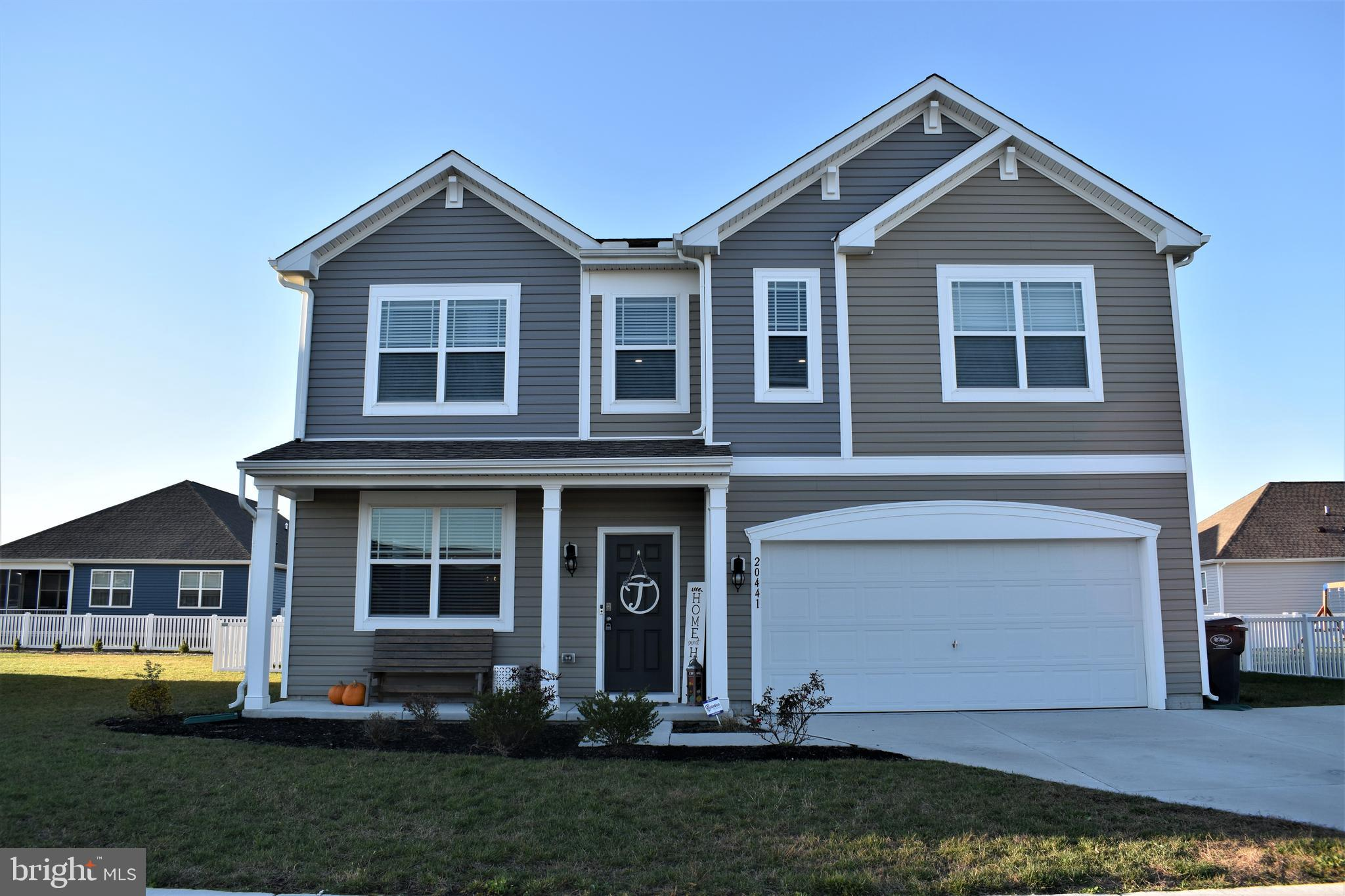 Welcome to your new home! Step inside and see everything this home has to offer. The first floor has
