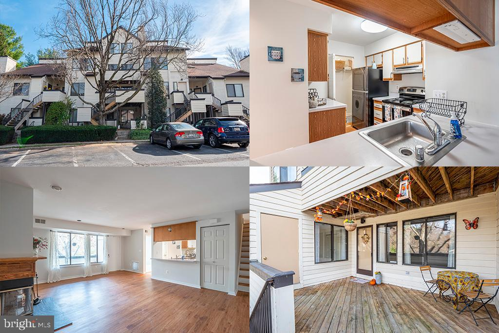 Well maintained two-floor, two-bedroom, and two bath condo unit. The property shows great and has be