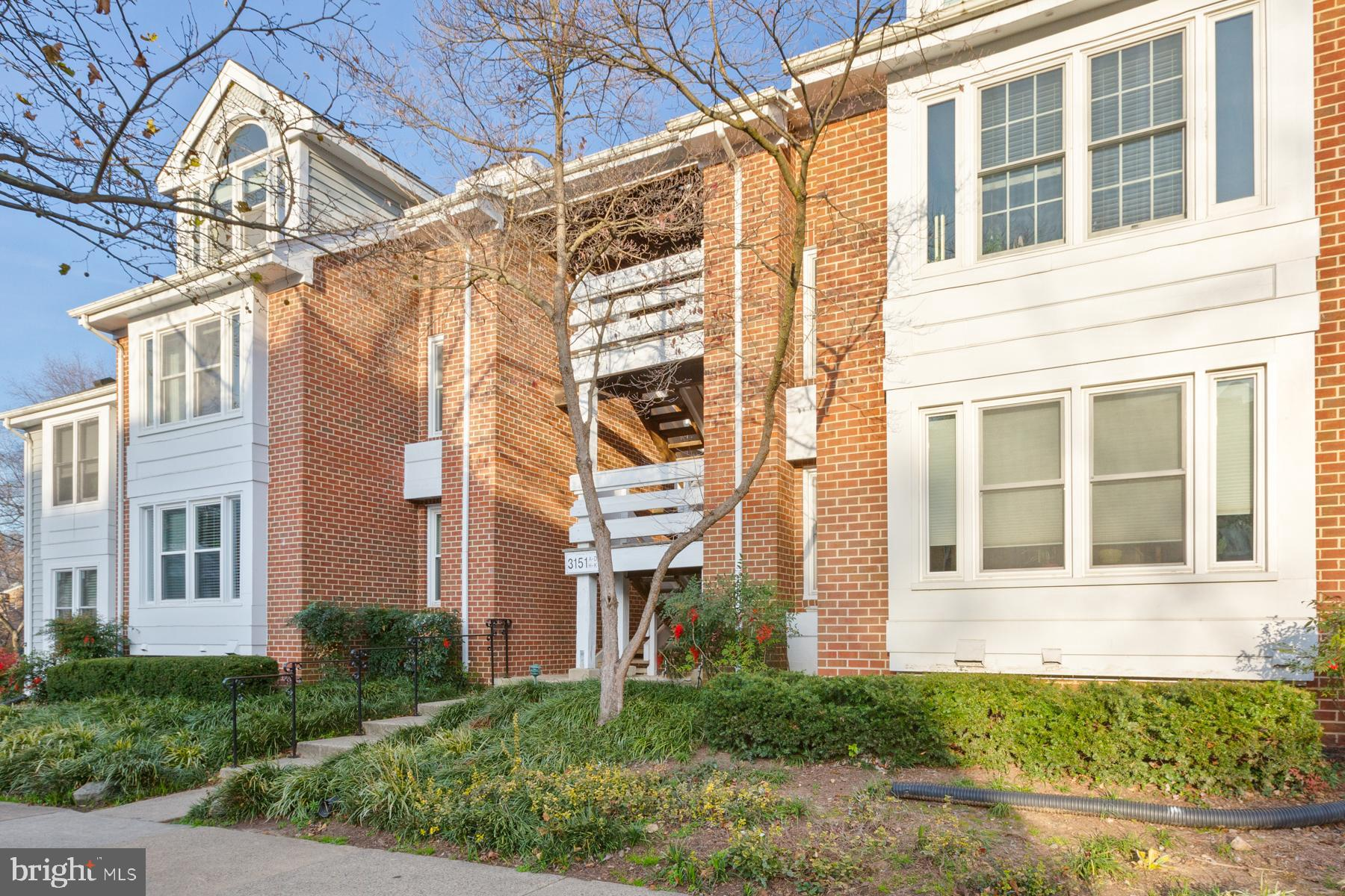 Welcome Home! Enjoy the large private deck and peaceful water views. This beautiful top floor condo
