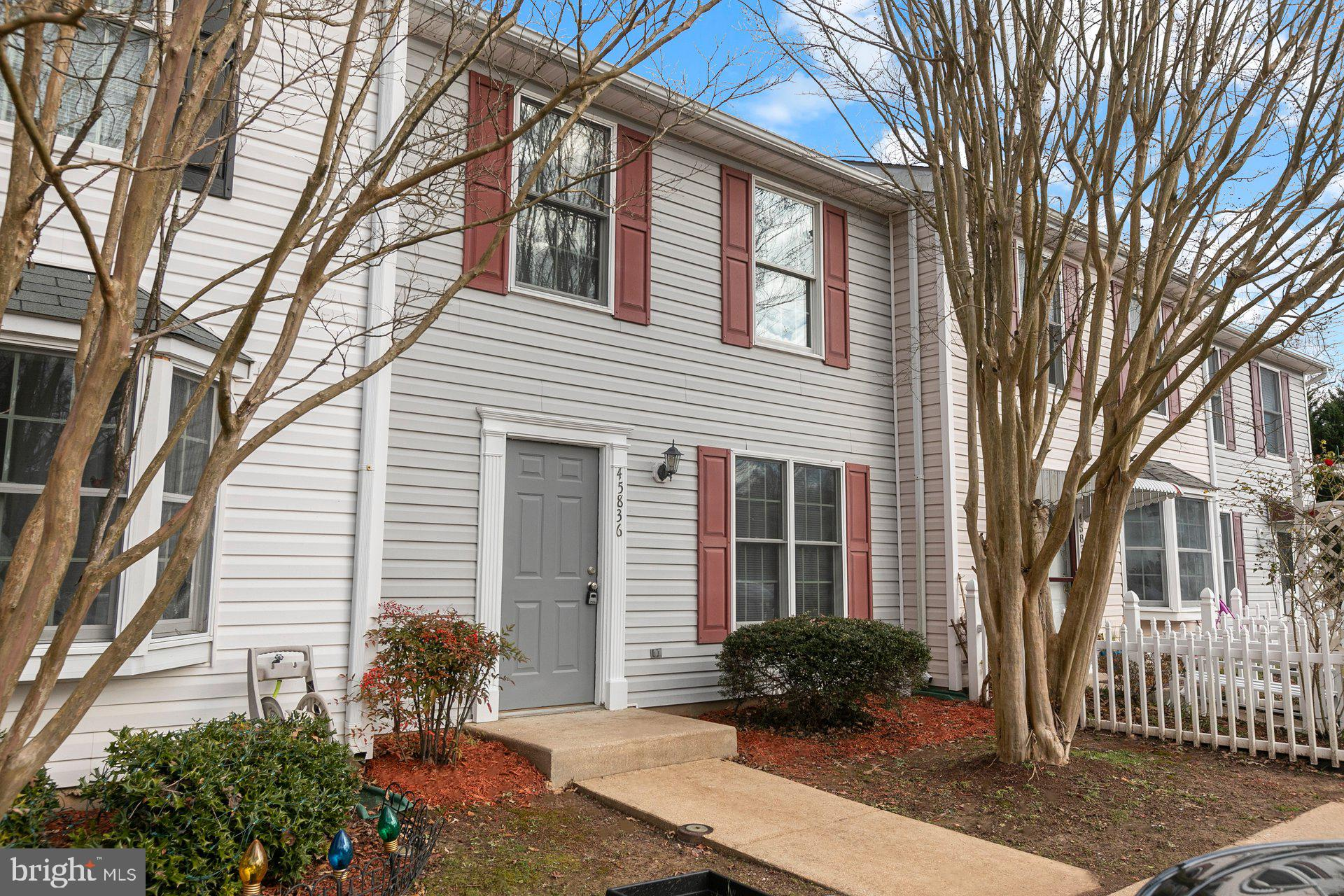 Tremendous Value! Updated TownHome with Fully Fenced Backyard! This home offers new flooring and has