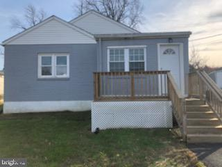 Own this updated home for less than rent!  Conveniently located to Route 13, 141 and I95 this home h
