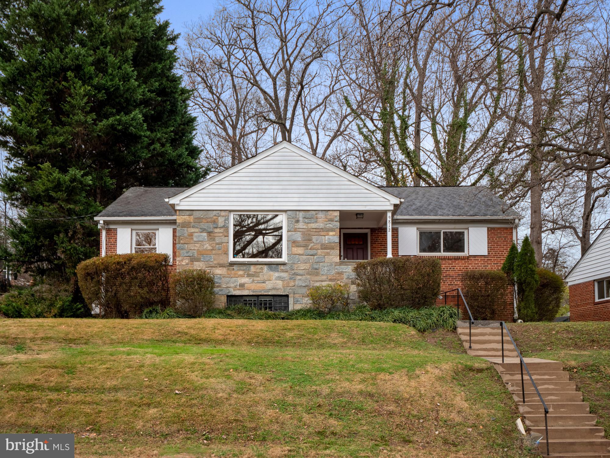 Set on a generous lot with a deep back yard, this home has a fantastic  location that is approximate