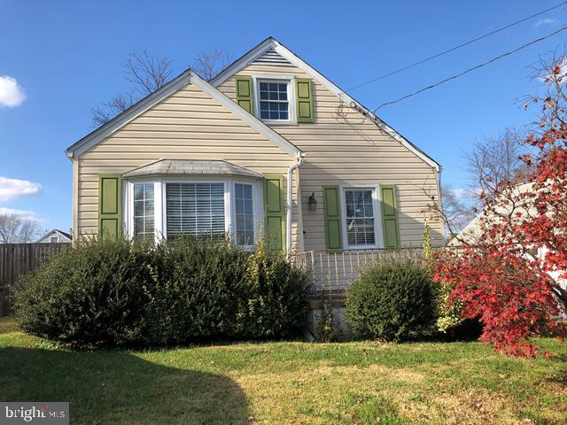 Don't miss this single family home located in .  This two story home features hardwood floors, centr