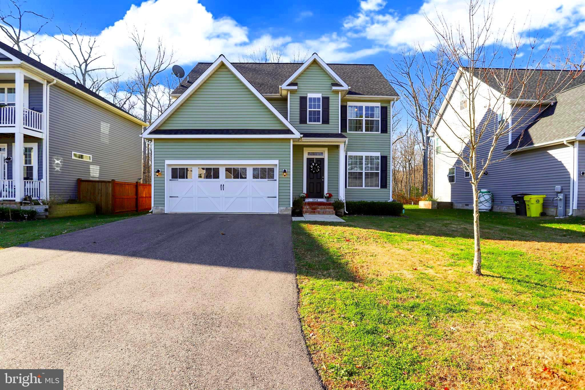 Why wait for new when you can purchase this 3 year old home now. You will love the spacious open flo