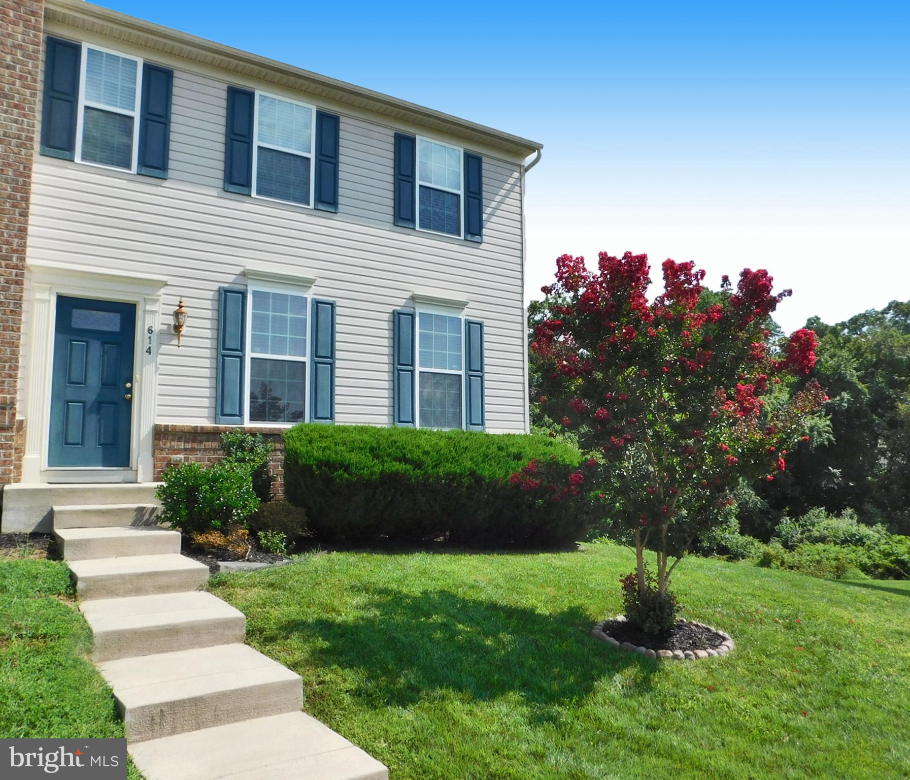 Rarely Available 24 Ft Wide End of Group Townhome in Monmouth Meadows!  Meticulously Maintained!  A