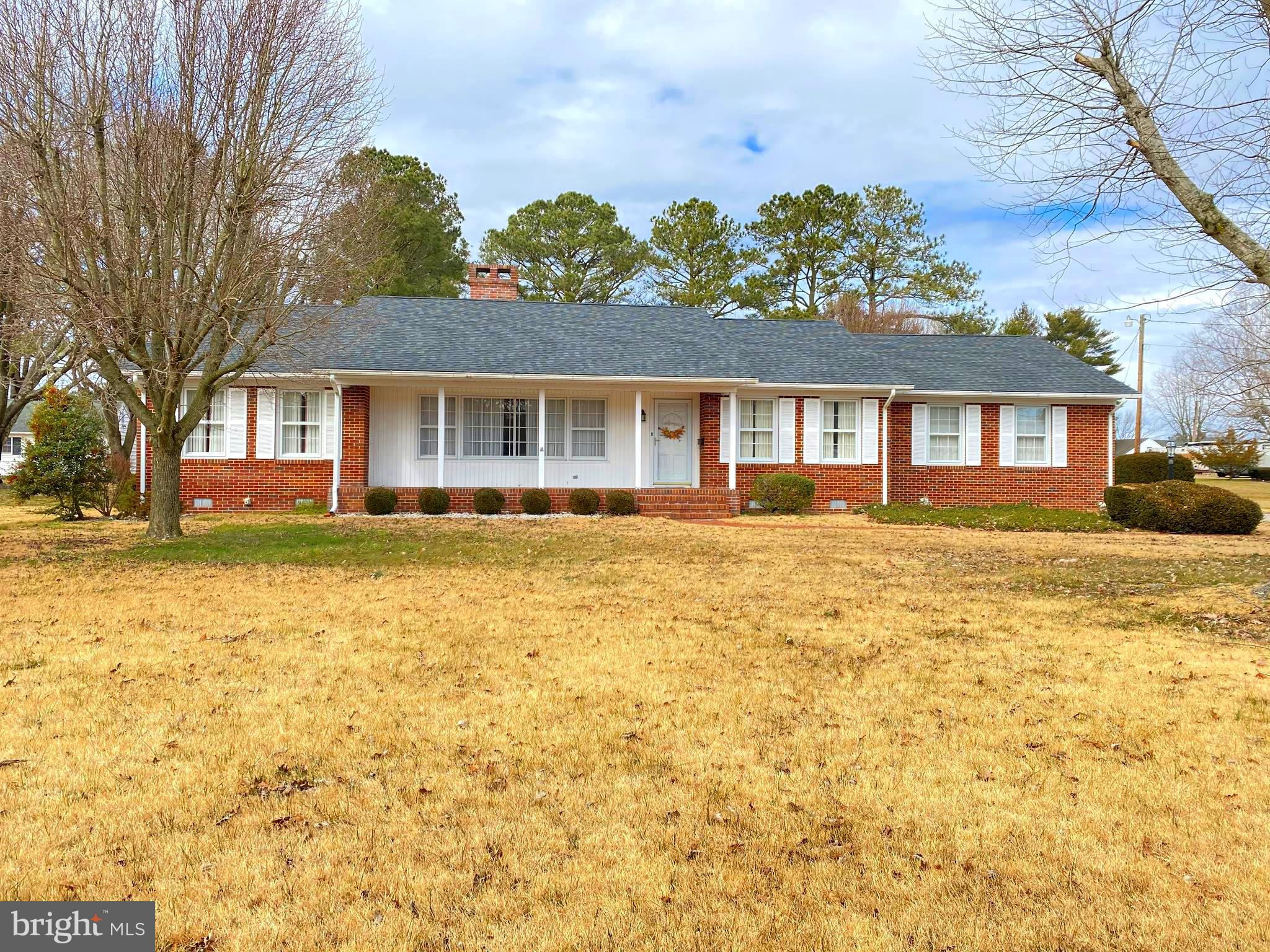 This well built and well maintained home is within walking distance of all three public schools.  A