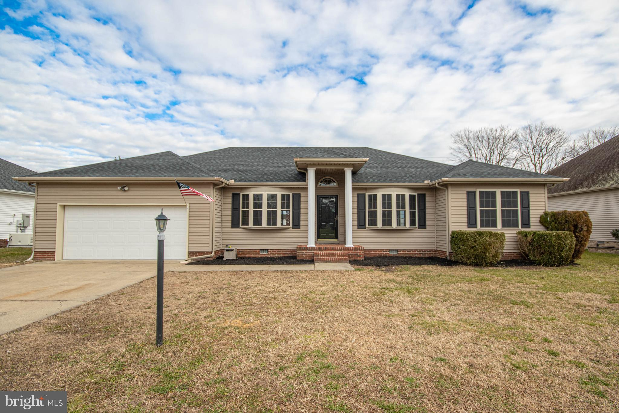 Recently remodeled, no stone was left unturned in this gorgeous open floor-plan home. As you enter t