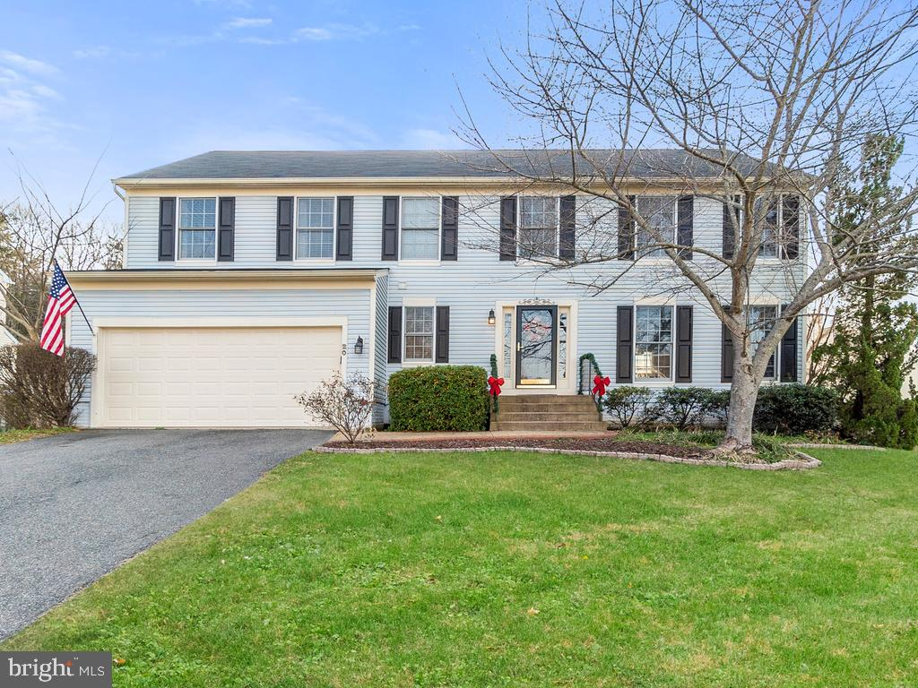WELCOME HOME! This is a beautiful 3 level colonial in the highly sought after Austin Ridge subdivisi