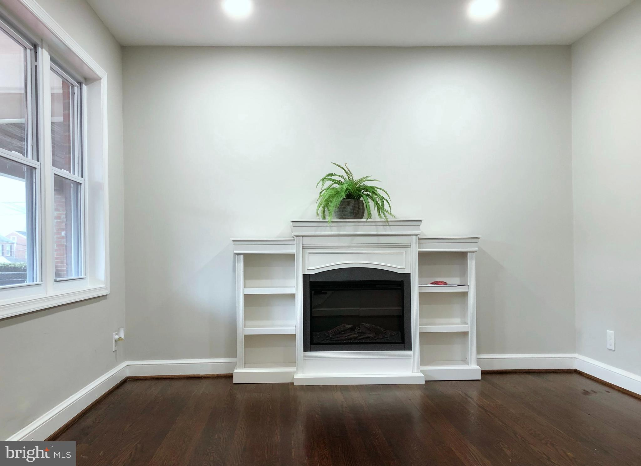 Fully Renovated! A beautiful newly renovated home with open lay-out.  Spacious family room with a fi