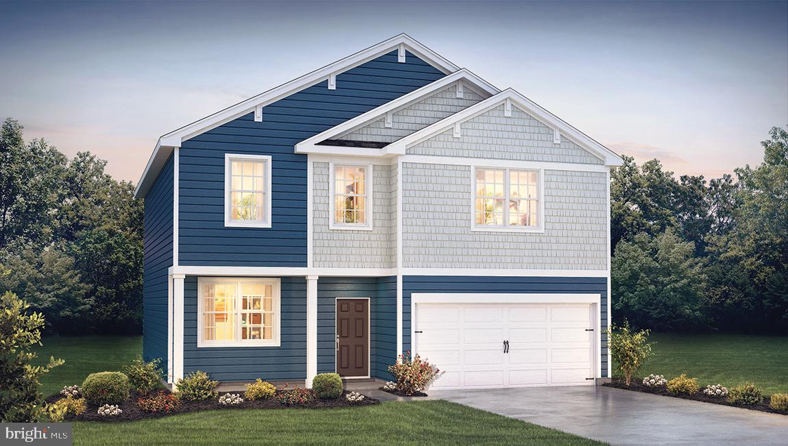 Available new construction home in Salisbury's Sassafras Meadows community! This Eastover is a 2,169