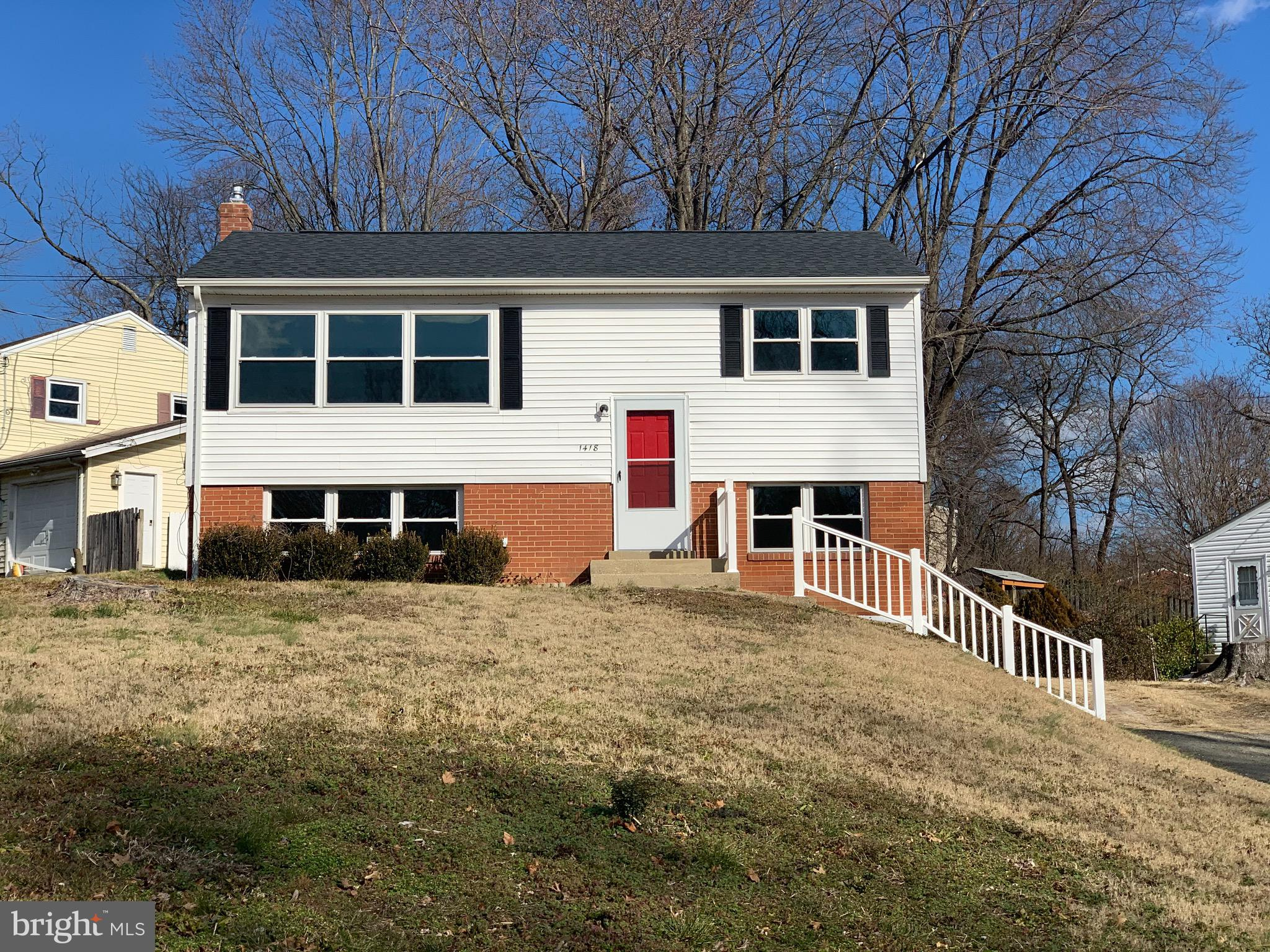 Fully renovated to include new roof, windows, appliances, HVAC, electrical, plumbing, cabinets, gran
