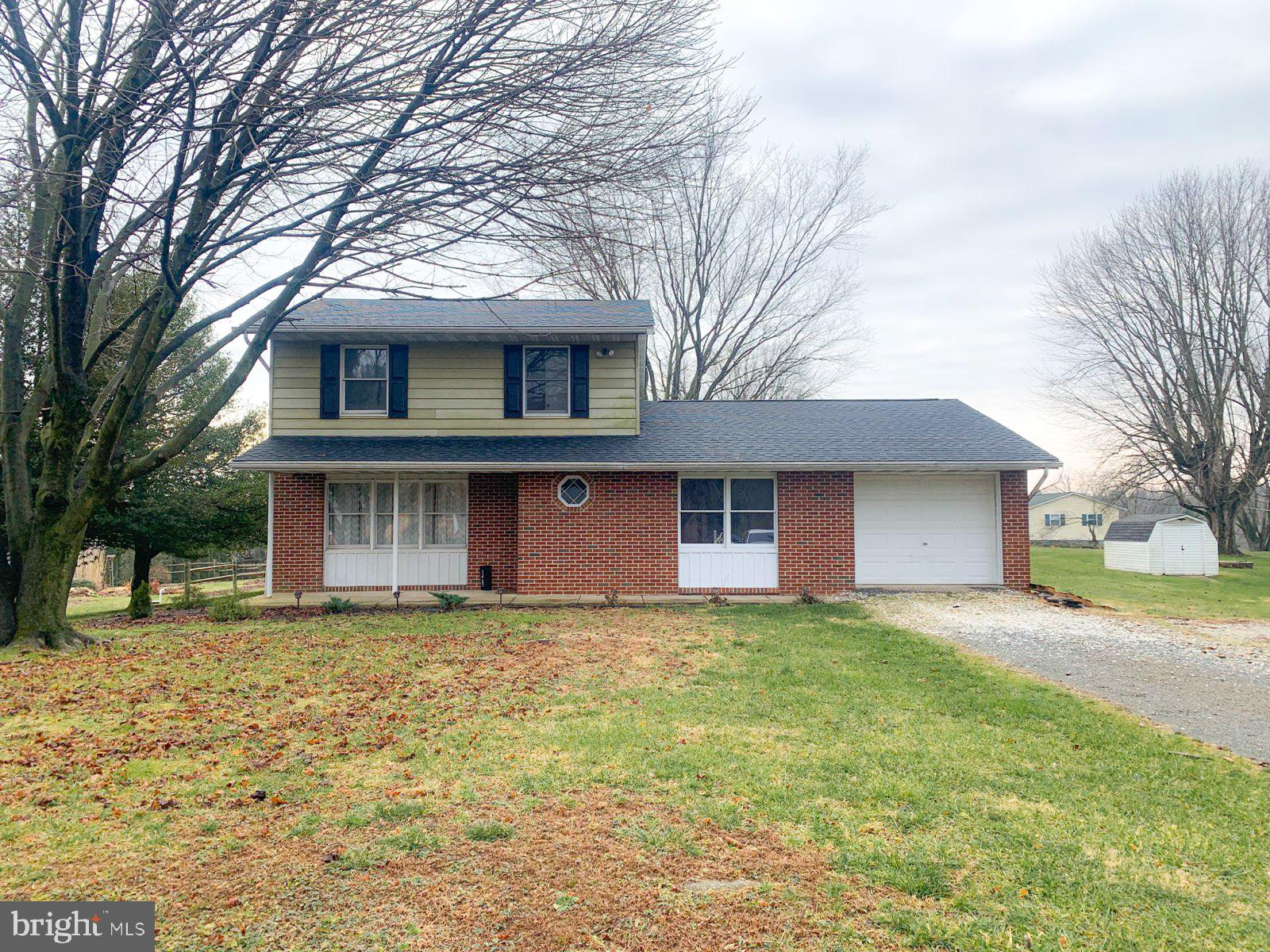 Spacious well maintained 3 bedroom, 1 & 1/2 bath in Rising Sun School District.  Hardwood & tile flo