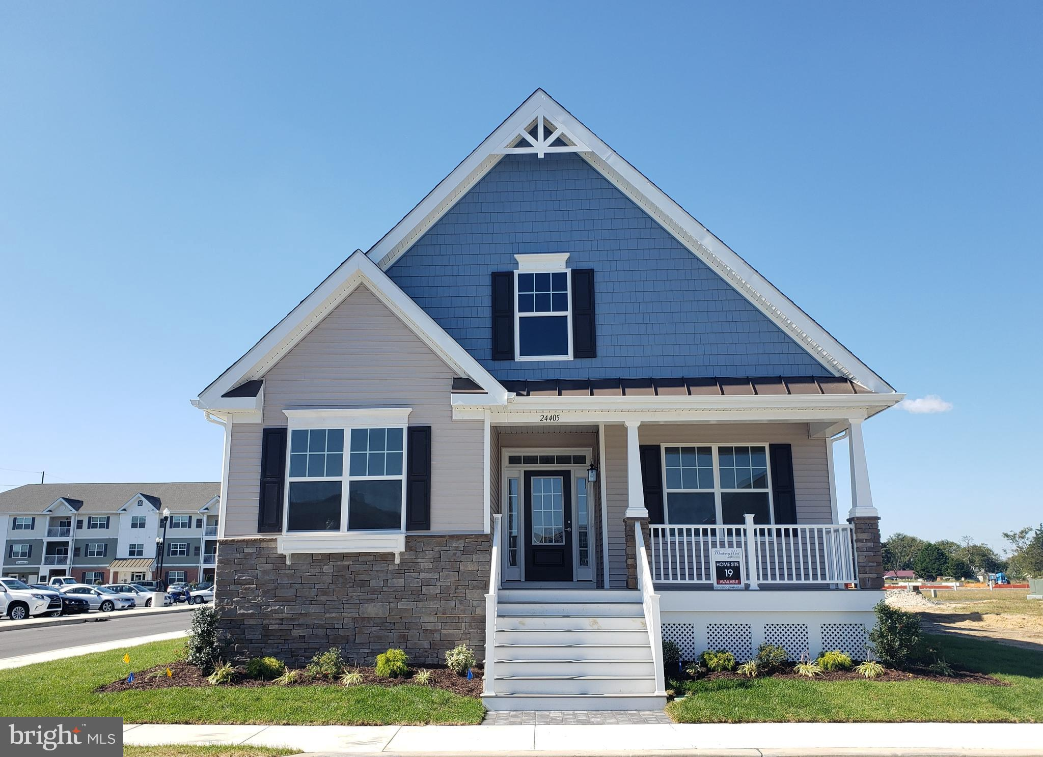Why wait to build when you can move right in this brand new nicely appointed home! Many great featur