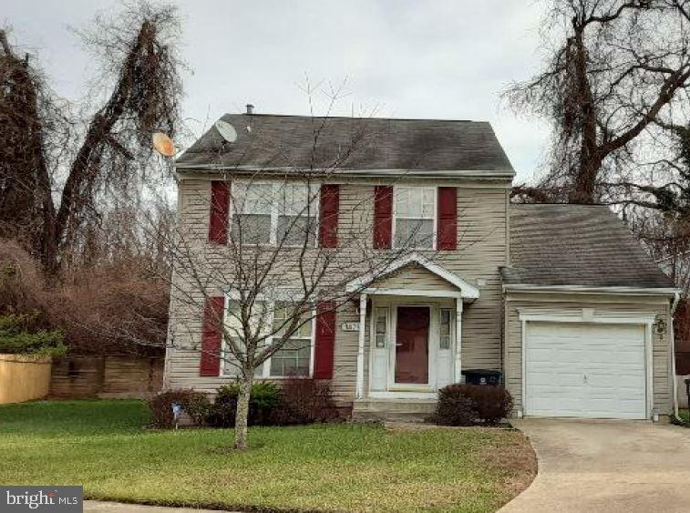 Built in 1996, this single family home offers approximately 1558 finished square feet, three bedroom