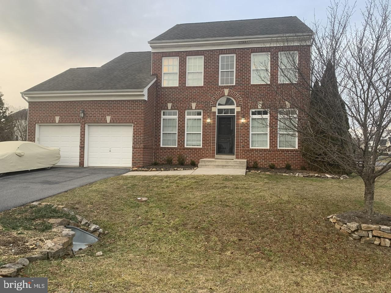 Don't miss out on this Beautiful Brick front Colonial. Perfectly located on a corner lot in Hammonds