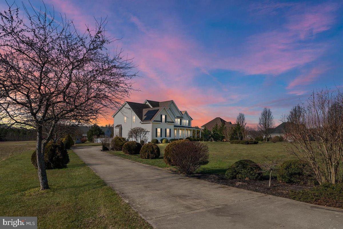 Look no farther! This beautiful home located in Claiborne Fields sits on a 1 acre corner lot surroun
