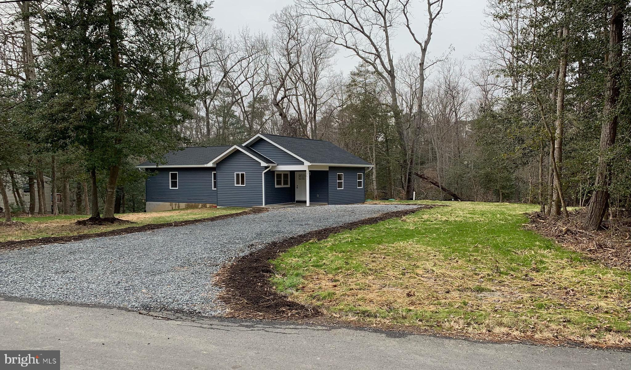 NEW, NEW, NEW...What more could you want? Beautiful New Construction One Level Living on TRIPLE LOT!