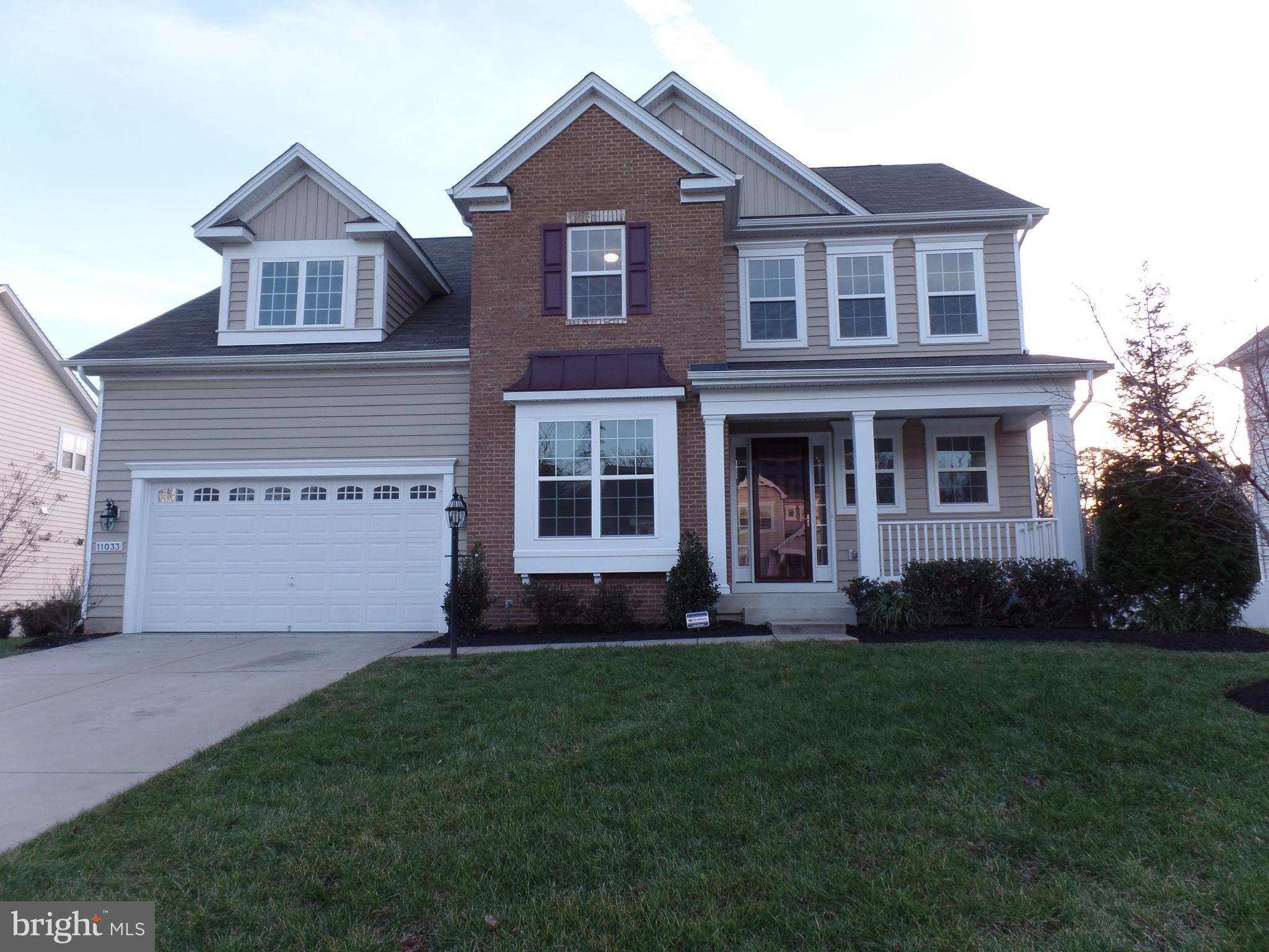 Stunning  home in sought after Groves of Piney Church subdivision featuring  beautiful finishes.  Wi