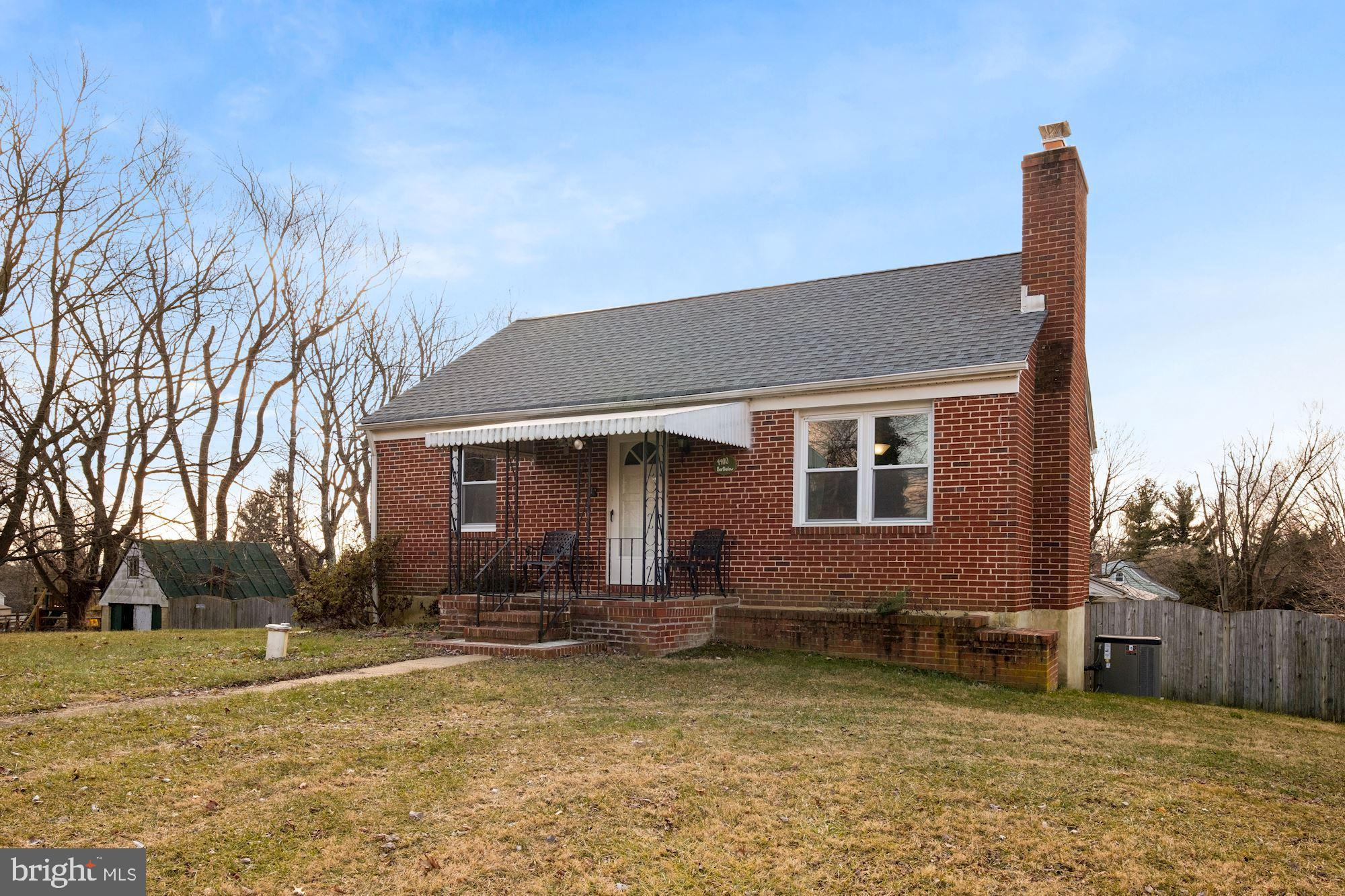 Welcome to this wonderful all brick home sitting on an acre of land with a bunch of recent, valuable