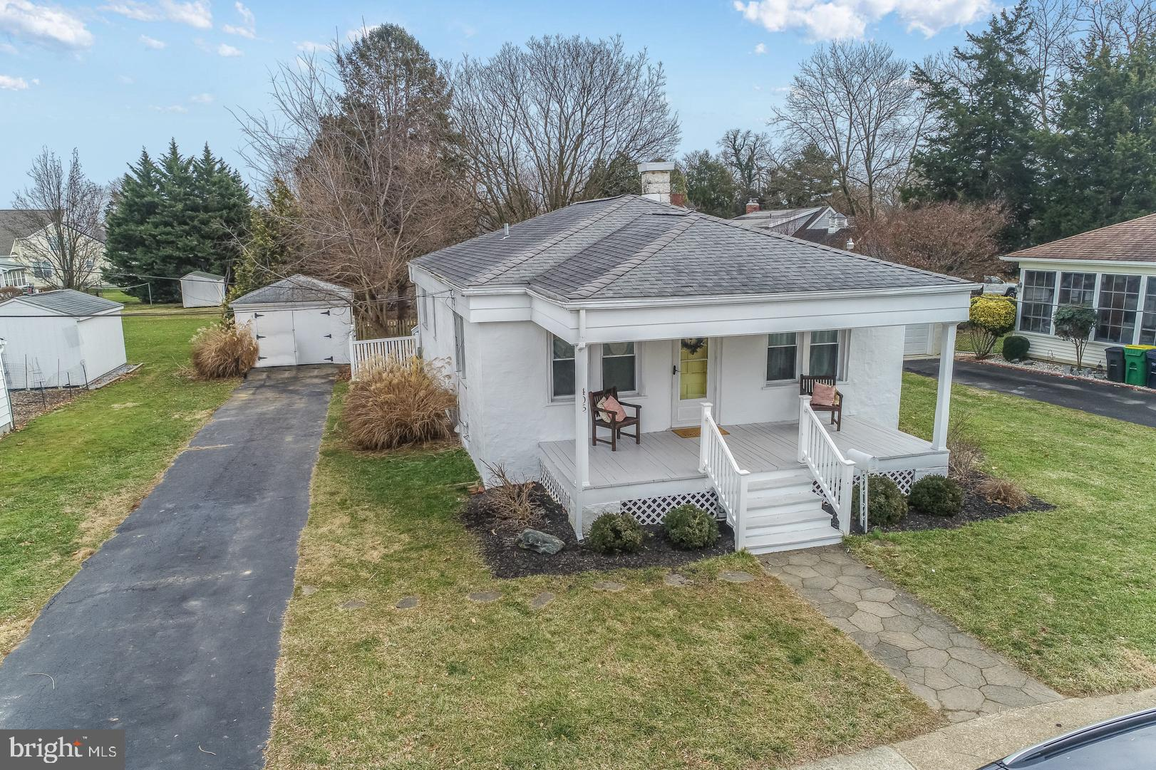 Beautifully kept, 3 bed, 1 bath craftsman style bungalow.  Enjoy some time outside on the full front