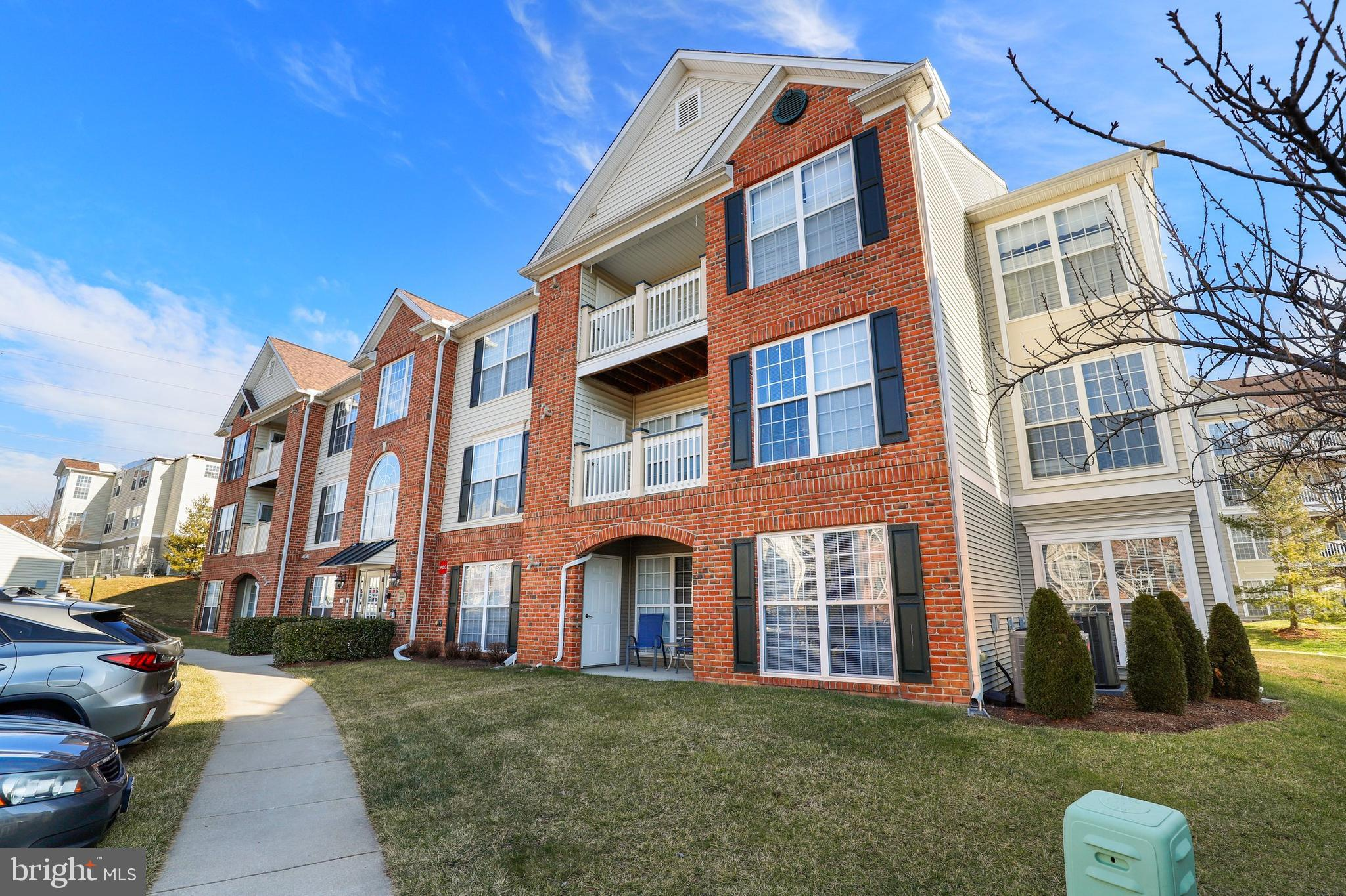 Beautiful, 2 bedroom, 2 bath, spacious condo in elevator building. There is a garage deeded with the