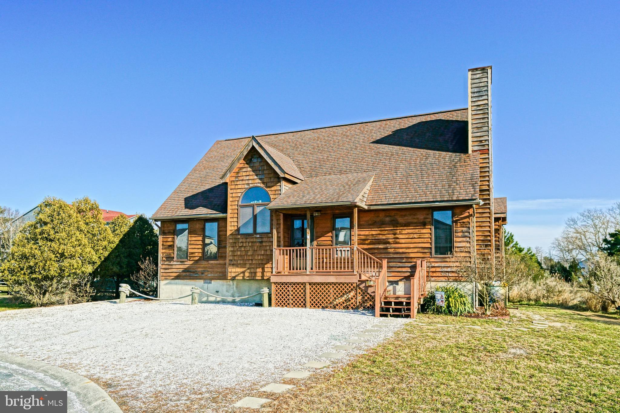 TRADITIONAL LEWES BEACH HOUSE! This elevated 3-bedroom, 2 bath beach house is the perfect vacation,