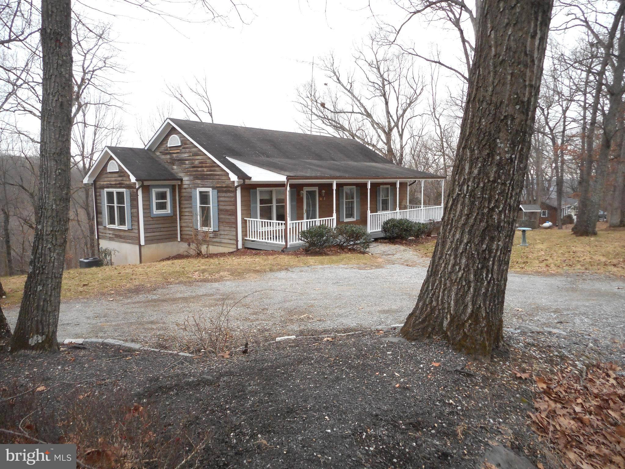 A must see 3BR 2BA cedar ranch in desired Blue Ridge Acres... very dog and family friendly w/ club/p
