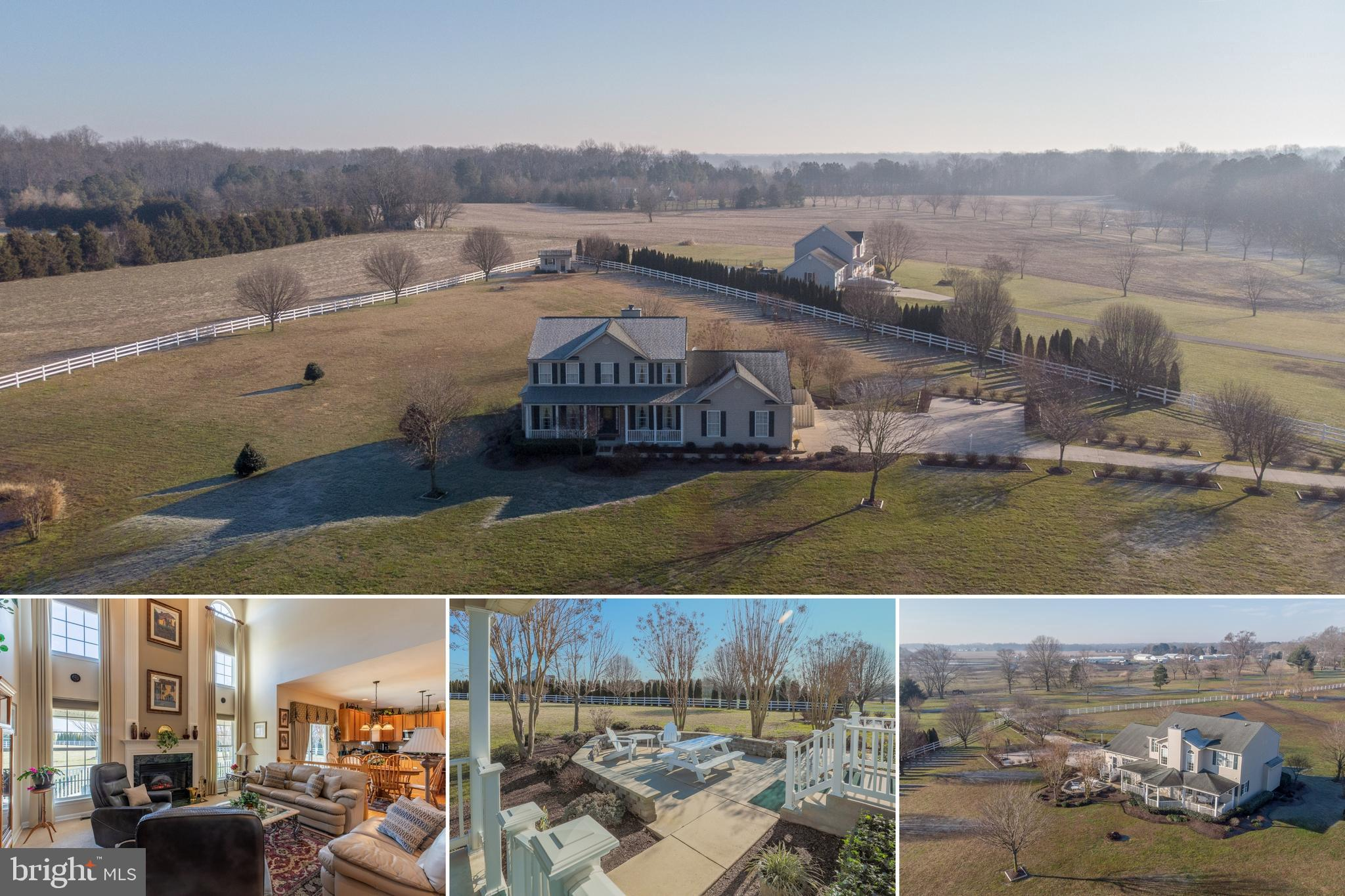 URGENT - AWESOME PROPERTY FOR SALE! SPANNING OVER DUAL LEVELS AND GENEROUS 5.83-ACRE LAND, THIS HOME