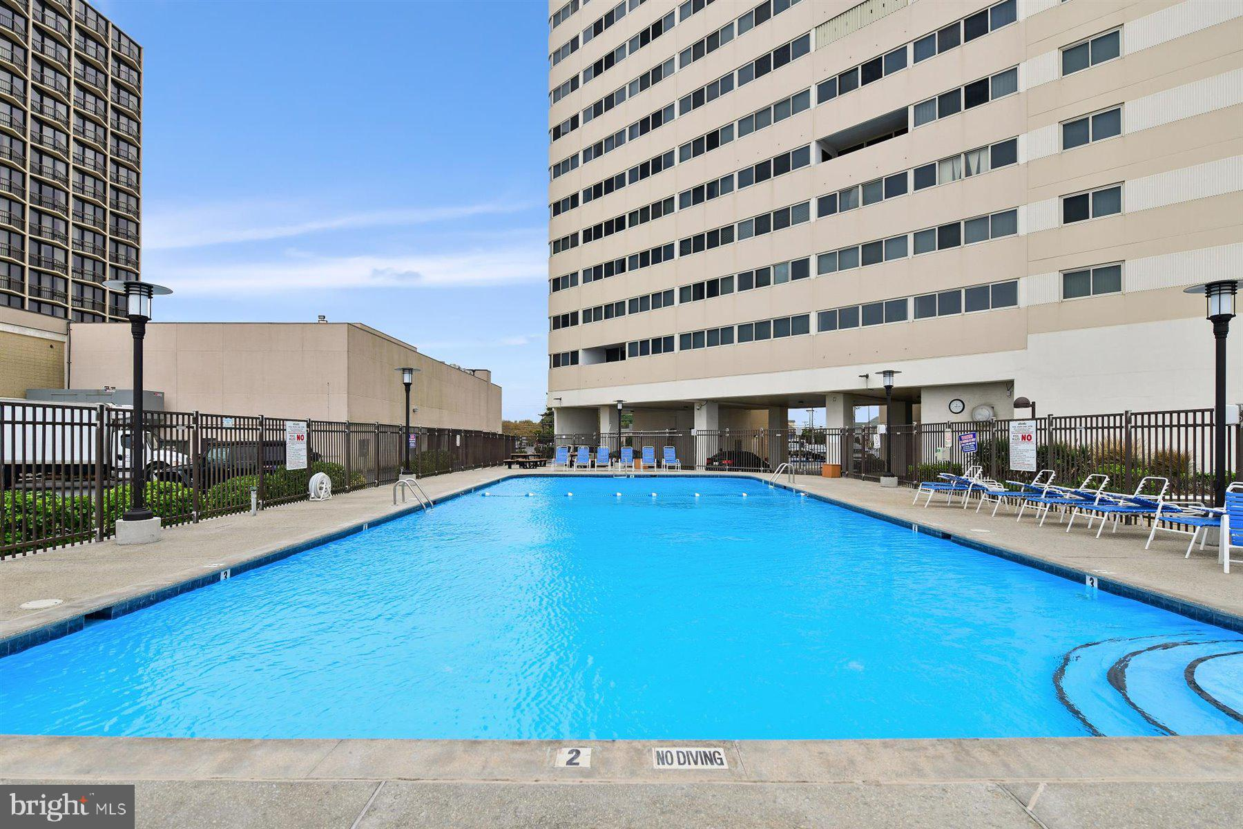 Enjoy endless sunrises in this direct ocean front condo! This spacious 2-bedroom, 2 bath, 5th floor,
