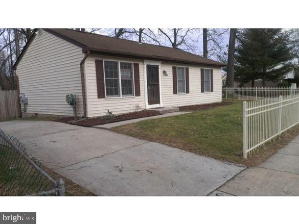 Absolutely Great Opportunity to Buy this Single Family Detached Rancher. Lowest Priced House ready t
