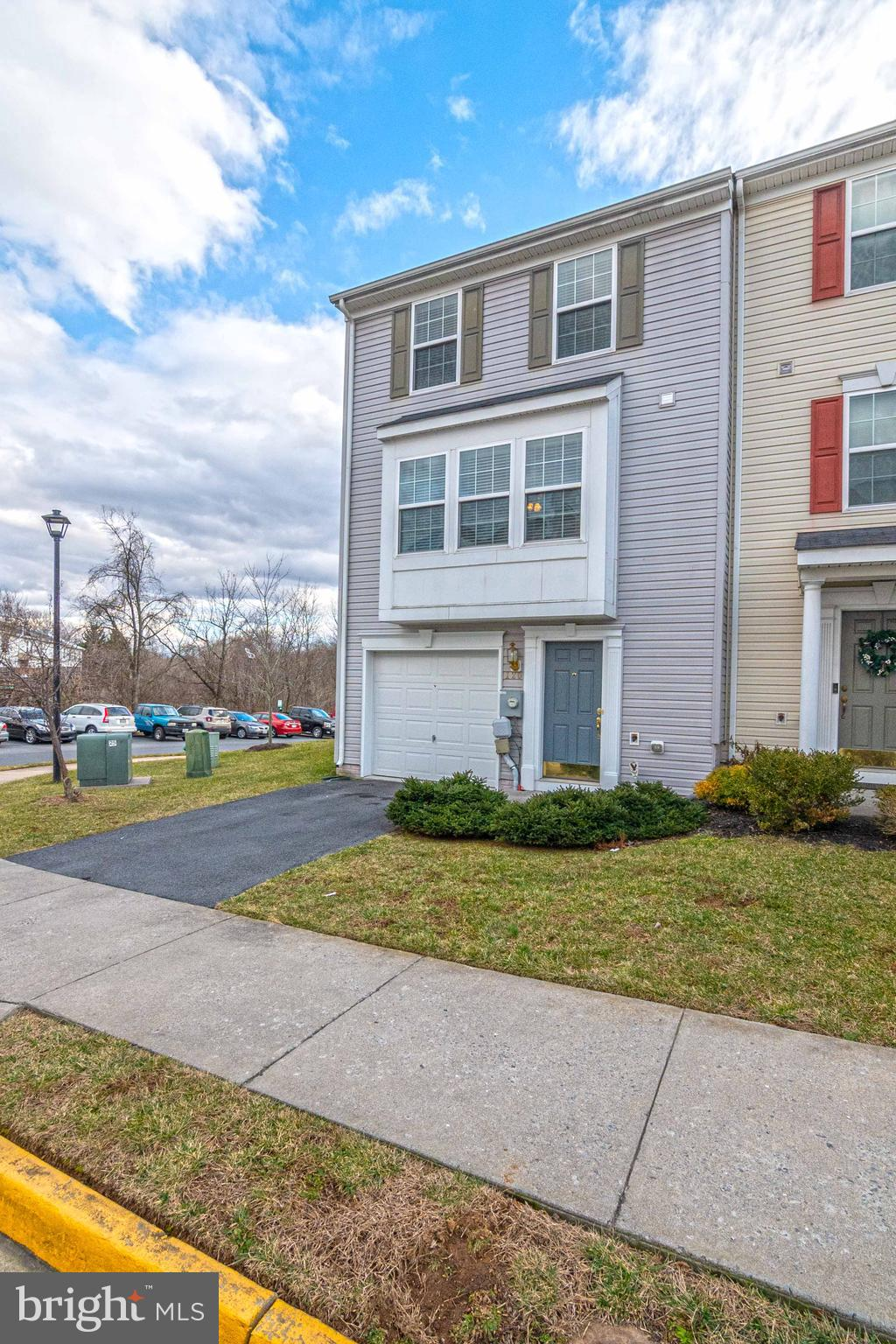 Exceptional amount of space with simply beautiful decor and upgrades. Oversized (maintenance free) w