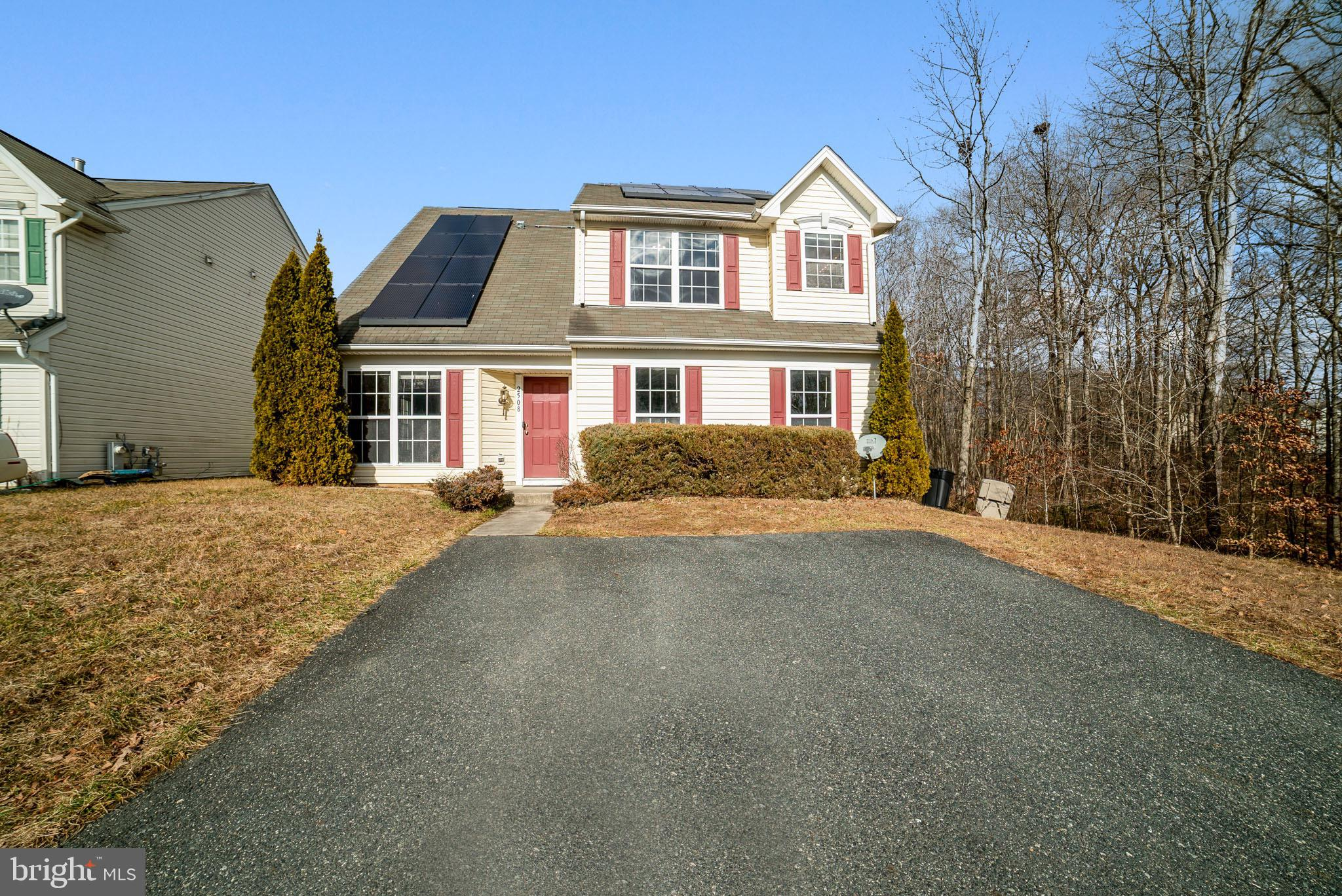 Welcome to 2508 Indians Lair and beautiful 3 bedroom 2.5 bath Colonial home located in Lord Willough