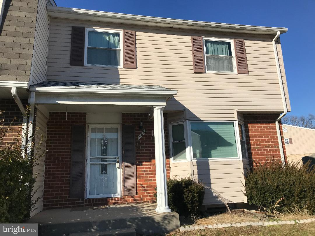 End Unit 4 Bedroom 2.5 bath Townhome with 3 finished levels.   Rear patio area that is perfect for m