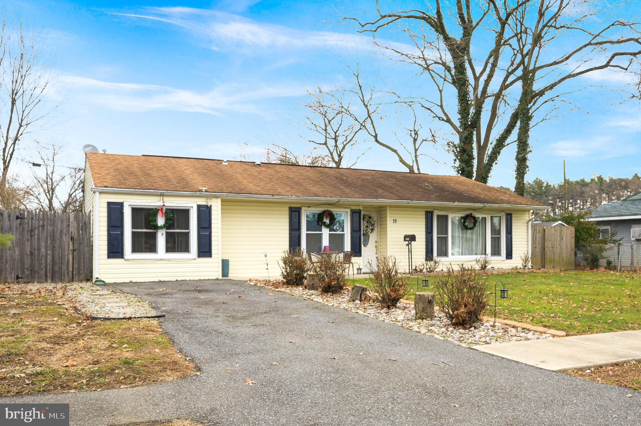 Welcome to 15 Kullen Drive, Newark DE.  This 4 bedroom 2 bath home has been recently updated and is