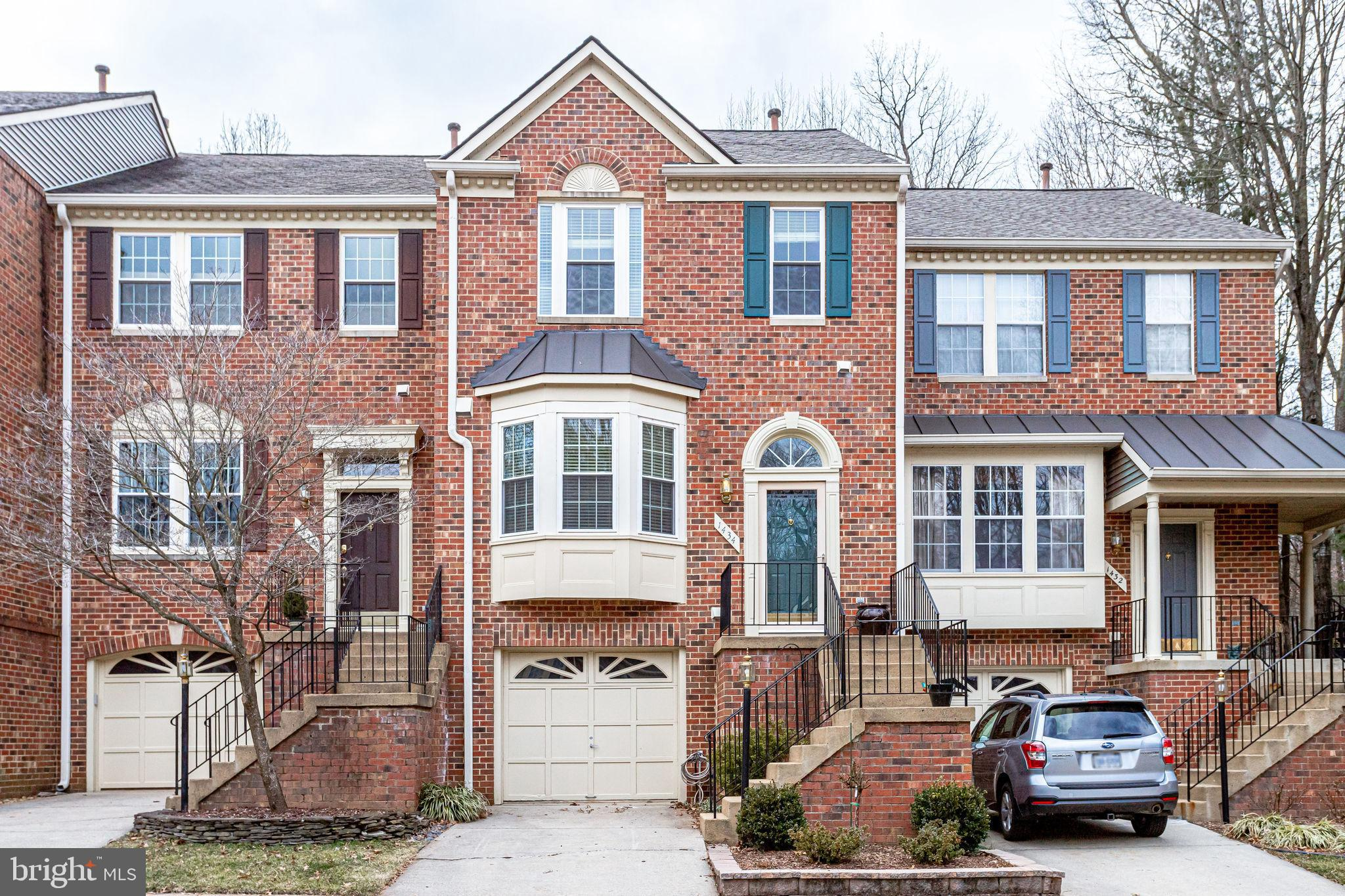 This Annapolis model townhome with over 2,000 sq. ft. has gorgeous updates and is perfectly situated