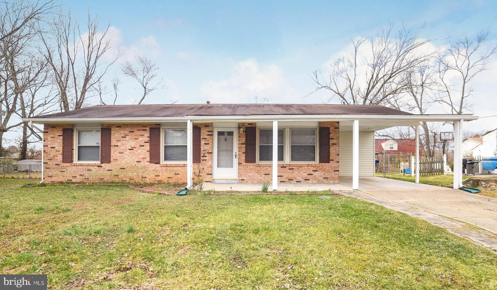 BETTER HURRY!! 3 Bedrooms....all on one level....situated on a large level lot! Room to spread out w