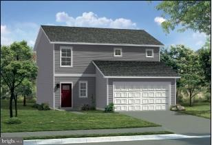 Welcome home to the Heritage Series-easy, elegant, and affordable. The Glenshaw II 3B, 2.5BA, 2 Car
