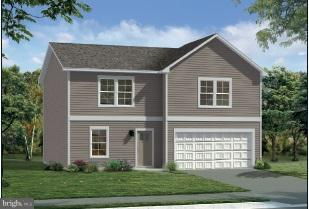 Welcome home to the Heritage Series-easy, elegant and affordable. The WhitehalI I- 4B, 2.5BA, 2 Car-