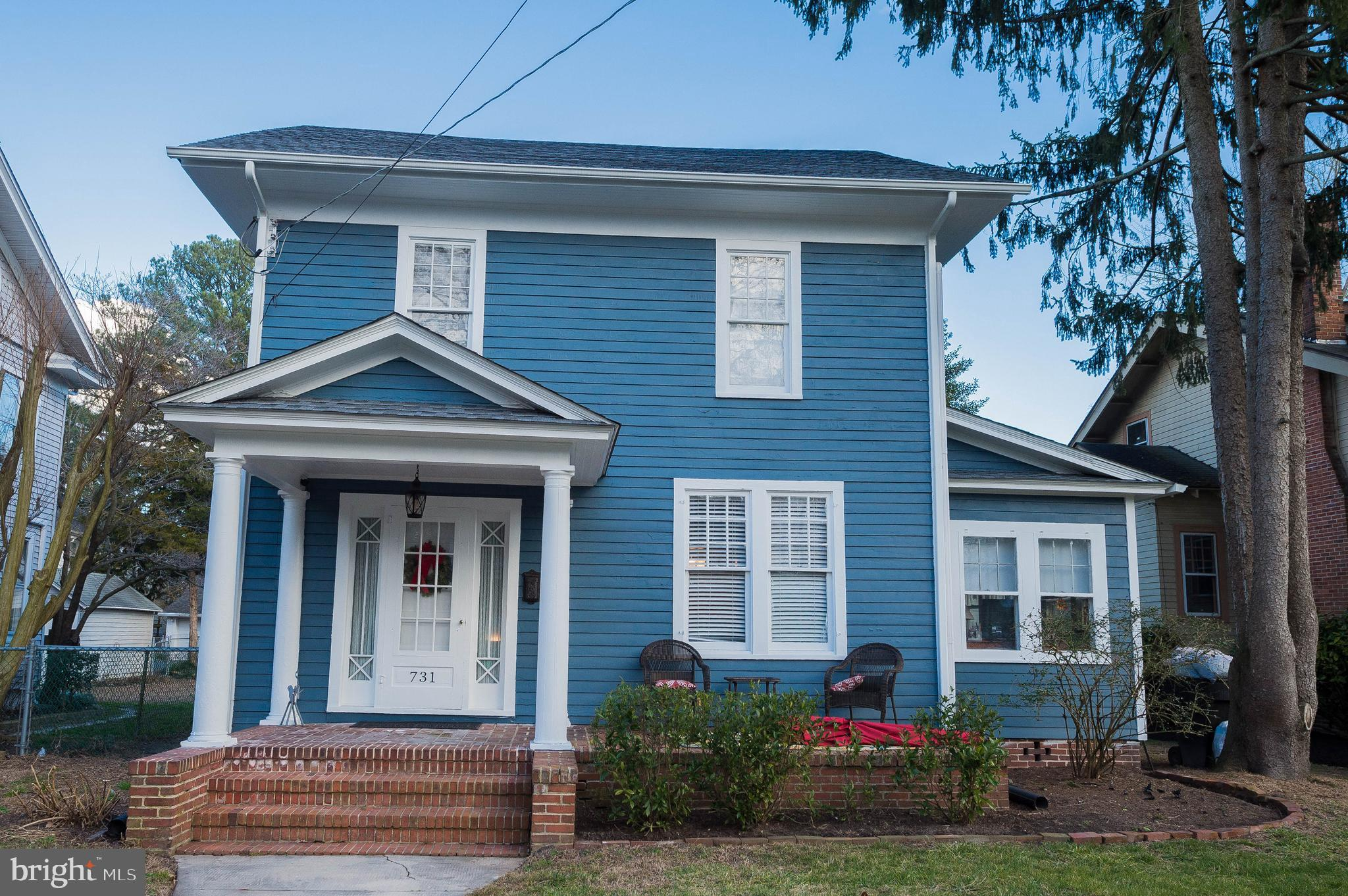 Incredible opportunity to own a lovingly- and expertly-remodeled jewel in the heart of Salisbury's C