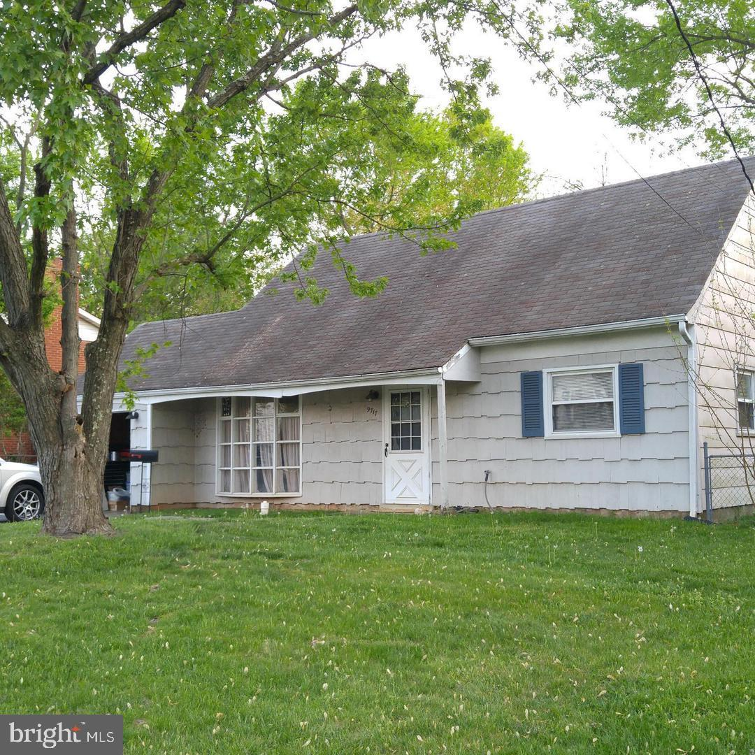 Freshly painted, 4 BR 2 BA 2 Lev with 1-car garage. Really nice sunroom on the rear which backs up t