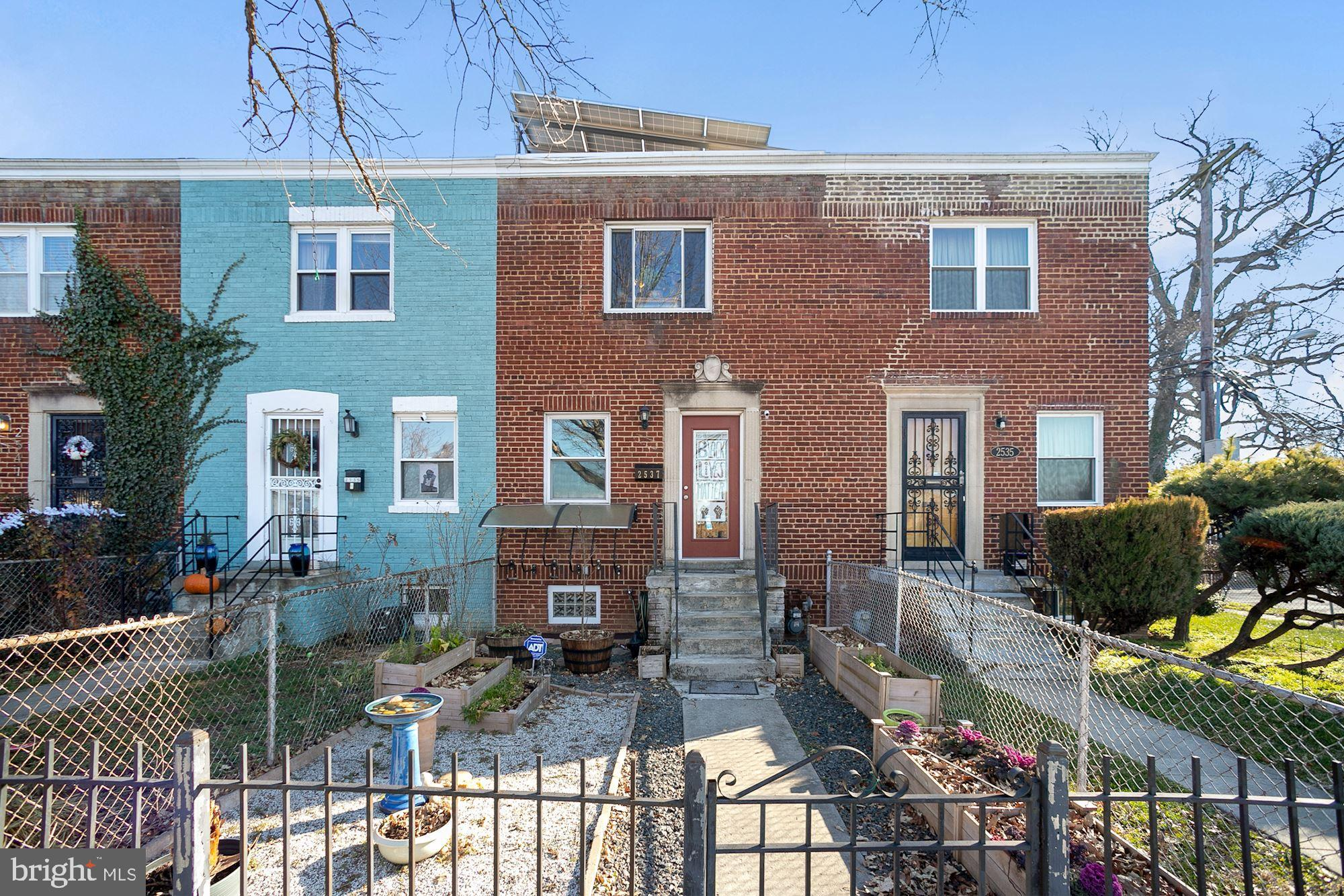 Renovated 2 bedroom 2 bath townhouse located in the Stronghold neighborhood.  The property features